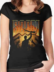 This is my Boomstick T-shirt Women's Fitted Scoop T-Shirt