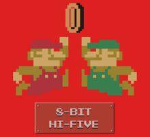8-Bit Hi-Five Kids Clothes