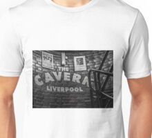 The Cavern Club, Liverpool Unisex T-Shirt