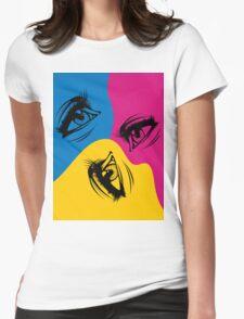 eye-three angle of view T-Shirt