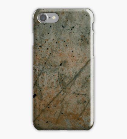 Battered 1 iPhone Case/Skin