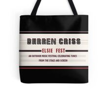 Darren Criss - ELSIE Tote Bag