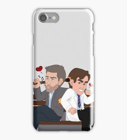 Medical (B)romance iPhone Case/Skin