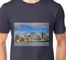 Manhattan - Gantry Plaza Unisex T-Shirt