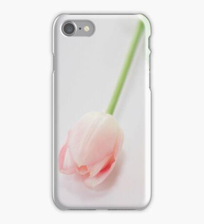 Single Tulip iPhone Case/Skin