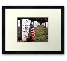 Remembering You Framed Print