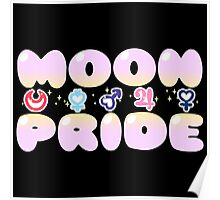 Moon Pride (EN) Poster