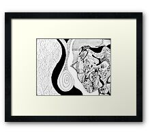 Seeing Beyond Framed Print