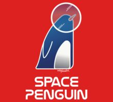 Space Penguin Kids Tee