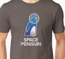 Space Penguin Unisex T-Shirt