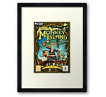 Tales of Monkey Island Framed Print