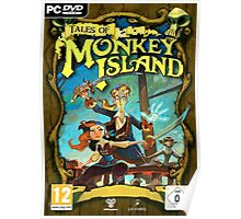 Tales of Monkey Island Poster