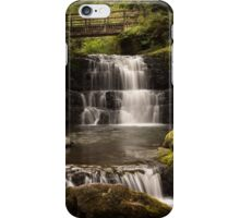 Sychryd Cascades and waterfalls iPhone Case/Skin