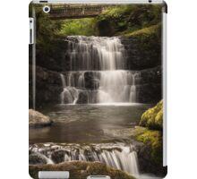 Sychryd Cascades and waterfalls iPad Case/Skin