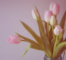 Still Life with Tulips by Bethany Helzer