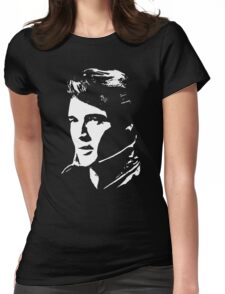 a elvis t-shirt Womens Fitted T-Shirt