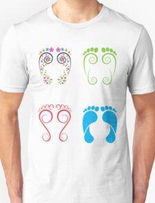 foot-artistic T-Shirt