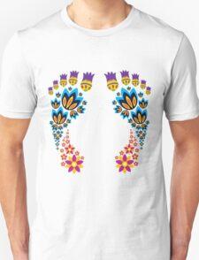 designer foot T-Shirt