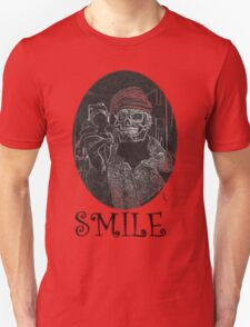 Smile Skeletee T-Shirt