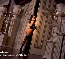 """Julian James Wilde   """"Provocateur"""" by Julian Wilde"""