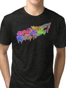 Flatbush Zombies Logo Tri-blend T-Shirt