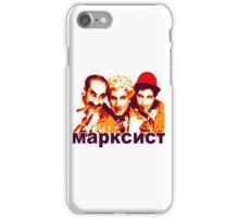 MARXIST iPhone Case/Skin