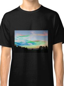 Sunset in July Classic T-Shirt