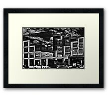 Blackburn House Framed Print