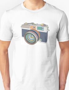 Vintage old photo camera T-Shirt