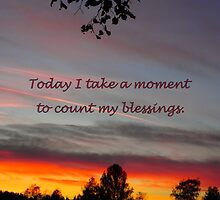 Count my blessings featured in The World As We See It or as we missed it. by ©The Creative  Minds