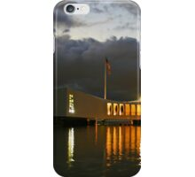 USS Arizona Memorial iPhone Case/Skin