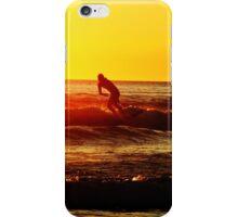 Sunset Surfer iPhone Case/Skin