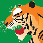 Big Tiger by exvista