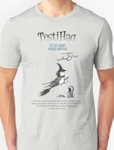 Testihag - Fly by Night Couriers T-Shirt