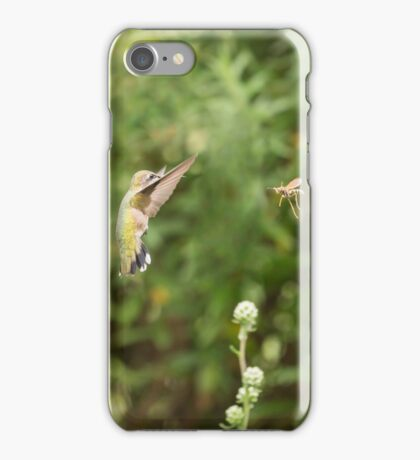 The Stand Off iPhone Case/Skin