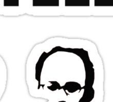 Stella - David Wain, Michael Showalter, Michael Ian Black Sticker