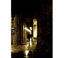 Where The Streets Are Paved With Gold Photographic Print