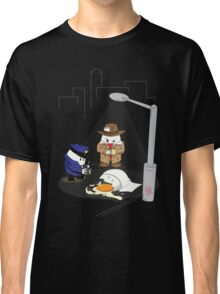 Homicide for Breakfast Classic T-Shirt