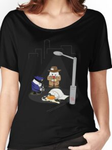 Homicide for Breakfast Women's Relaxed Fit T-Shirt