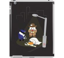 Homicide for Breakfast iPad Case/Skin