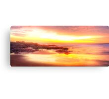 Reflections-Great Lakes NSW Metal Print