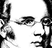 Franz Schubert-2 Sticker