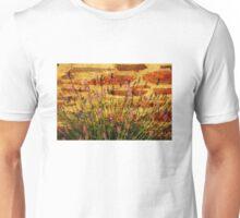 Lavenders at Sunset Unisex T-Shirt