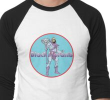 Black Moranis - Skeletor Men's Baseball ¾ T-Shirt