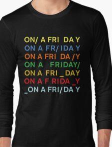 RADIOHEAD (design 4) Long Sleeve T-Shirt
