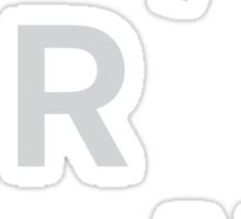 RADIOHEAD (design 5) Sticker