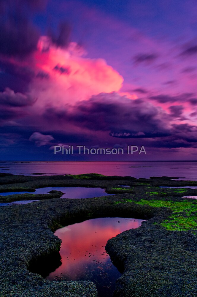 """""""Evening Tempest"""" by Phil Thomson IPA"""
