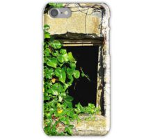 Ivy On Stone iPhone Case/Skin