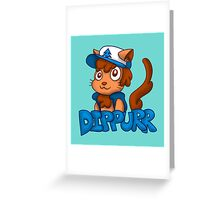 Dippurr Greeting Card