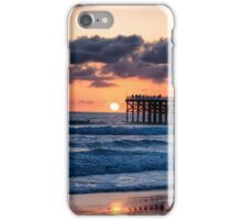 SUN BY THE PIER iPhone Case/Skin